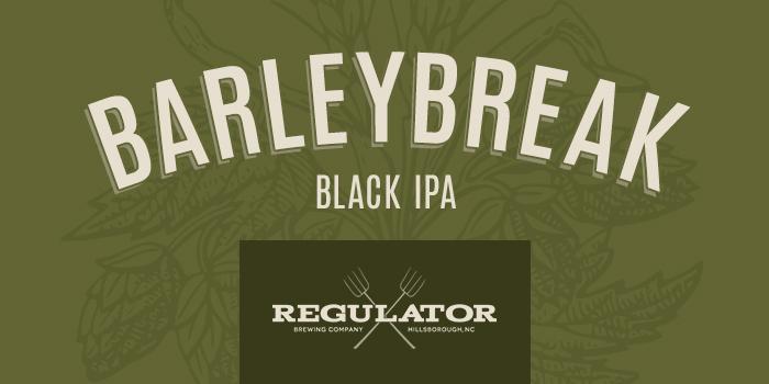Barleybreak Black I.P.A.