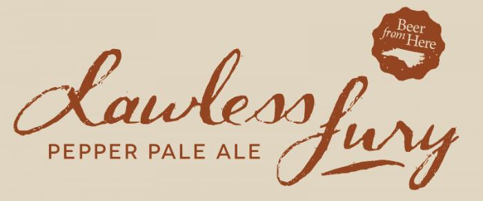 Lawless Fury Pepper Pale Ale