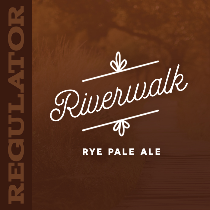 Riverwalk Rye Pale Ale