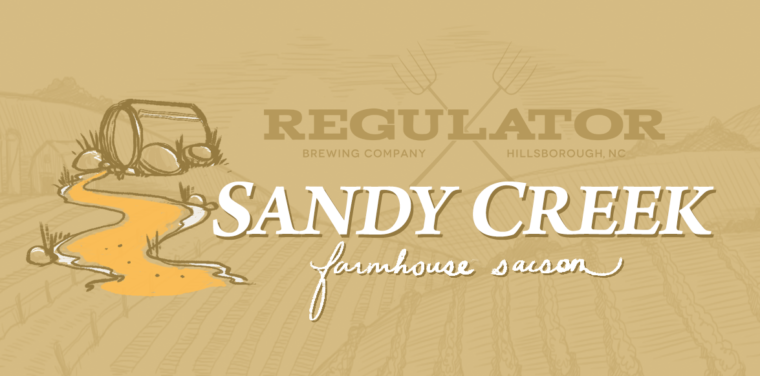 Sandy Creek Saison