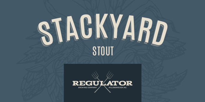 Stackyard Stout