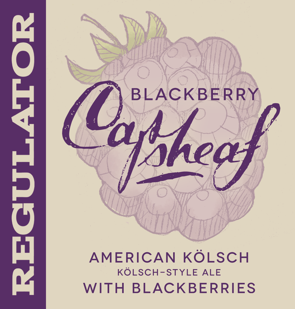 Blackberry Capsheaf Kölsch